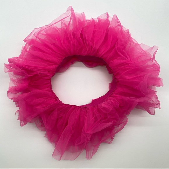 Leg Avenue Organza Tutu hot pink one size
